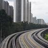 段違いの団地街があるシンガポールは団地萌えの聖地である