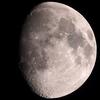「月」の撮影 2020年4月4日(機材:コ・ボーグ36ED、スリムフラットナー1.1×DG、E-PL5、ポラリエ)