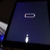 iPad Air 2が死んだ後、覚醒した、そしてまた死んだ