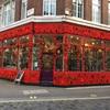 マリルボンにある手芸屋さんVVRouleaux へ。リボンをメインに取り扱っている可愛いお店!!