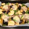 【1食225円】粗挽きビーフキャベツハンバーグぎゅうぎゅう焼きの自炊レシピ