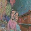 金沢駅もてなしドーム地下に現れた「思い出黒板アート」を見に行く