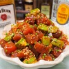 【レシピ】簡単おつまみ♡マグロとアボカドの韓国風ユッケ♡