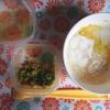 離乳食 中期 88日目 1回目 野菜スープの力
