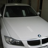 BMW3シリーズE90にナビ取り付け