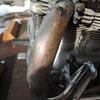 酸化鉄バイク〜〜〜酸化還元反応(腐食)