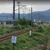グーグルマップで鉄道撮影スポットを探してみた 山陰本線 江原駅~国府駅