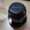 NIKKOR-H Auto 85mm/F1.8を買った