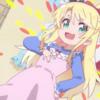 【アニメ】私に天使が舞い降りた2話感想 姫坂乃愛のω口がカワイイ