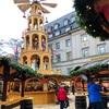 クリスマス市 in Kiel〜子供達リクエストのシュニッツェルとほうれん草のクリーム煮