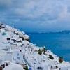 【ギリシャ】冬には行くな!癖ありな夢の絶景サントリーニ島の観光対策と見所