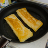 朝食_マック風アップルパイ
