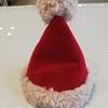 【育児】サンタの帽子の作り方ー生後2ヶ月の赤ちゃんー
