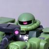 ROBOT魂 ザクII レビュー