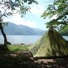 キャンプ四方山話 懐かしいテントの話 ノースフェイスVE-24と雑誌記事