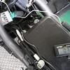 NINJA150RR デジタル水温計
