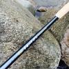 初心者に完全にオススメのロッド、アルファタックルのWIZZテンカラST33/実釣レビューと感想