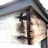 見附市今町にて外壁塗装!その前に。