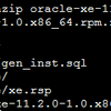 Oracle Database 11g Express Editionのインストール @CentOS 6.8