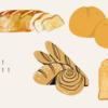今日はたくさんパンを作りました…!