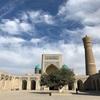 ウズベキスタン旅行記⑤ ブハラで陶器・ストール探し