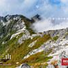 【南アルプス】鳳凰三山、白き稜線と奇岩に彩られた白亜の山の旅