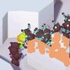 【Unity】LWRPで、壁で遮られて見えないキャラクターをシルエット表示するのが超簡単にできた