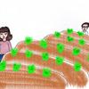 ベトナムの農家夫婦
