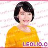 能年玲奈  /  のん    の 似顔絵イラスト  6