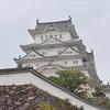 姫路城 改修後(2015年)と今(2019年)の写真