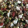 ワンプレートで栄養満タン!「納豆ふサラダ」