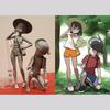 S.H.フィギュアーツ『ボディちゃん/ボディくん -杉森建- Edition DX SET』可動フィギュア【バンダイ】より2021年12月発売予定♪