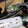 エフェットマリポサのインジェクターでシーラントを入れてみたよ!