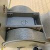 スーパーポラリス80Mの赤経用モーターマウントを作る。