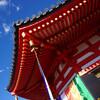 東横線から見えるあの寺は? 白楽、東白楽