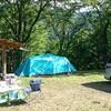YES!We CAMP!アオゲラの森キャンプ場 2日目