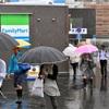 浜松で19万7千人に避難勧告 各地で大雨・暴風