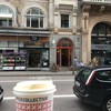 CopenhagenでCafeに行き当たる