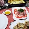楽に作れて高見えするパーティー料理!カレードリア&タチウオフリット&本マグロカルパッチョ