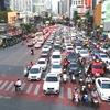 大日本コンサルタントさんと渋滞予測の研究をしました
