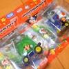 トミカ「マリオカート7 スタンダードカート」キノピオ&ルイージを購入しました。
