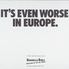 Guerrilla Girls: Is it even worse in Europe? Vol. 2
