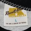 605 珍品 デッドストック Russell Athletic ベースボールTシャツ 70's80's