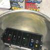 canonMG6130 プリンターヘッドの洗浄