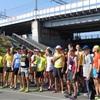 Namban half marathon 1時間24分