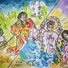 二度目の中山道歩き25日目の1(赤坂宿から垂井宿への道)
