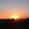 【カンボジア女子一人旅】夕日鑑賞で素敵な一日の終わりを ヾ(・ω・ )