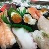 今日の夕飯  #寿司 #そうめんの食べ方