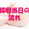京野アートクリニック高輪で初めての体外受精 採卵日当日