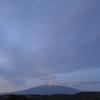 4月21日から30日の富士山・風に揺れる